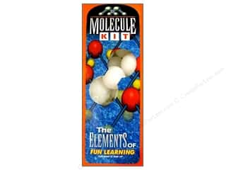 FloraCraft Styrofoam Kit Molecule Boxed