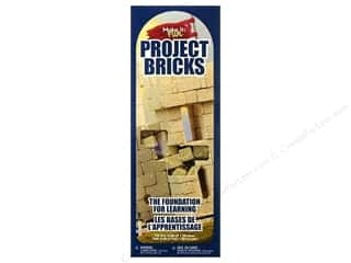 Projects & Kits: FloraCraft Styrofoam Kit Project Bricks 300 pc.