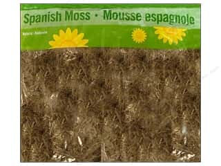 FloraCraft Moss Spanish 4 Liter Bag Natural