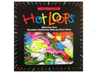 Novelties: Wool Novelty Weaving Loops Hot Small Brights 2.7oz