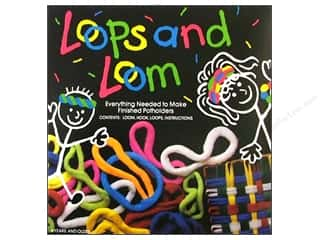 novelties: Wool Novelty Weaving Loom & Loops Boxed Kit