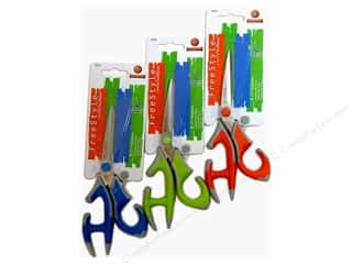 "Clearance Riverside Construction Paper: Mundial Scissors FreeStyle All Purpose 5.5"" Assorted"