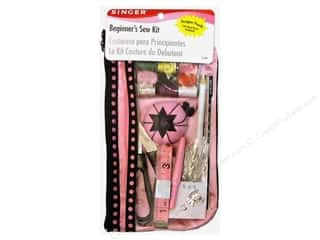 Holiday Sale Wilton Kit: Singer Sewing Kits Beginners with Designer Pouch 130pc