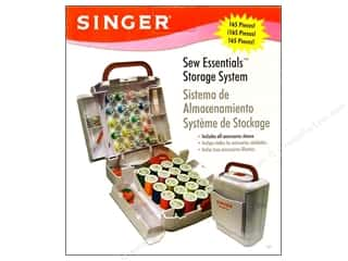 Sewing Construction: Singer Sewing Kits Sew Essential Storage System