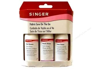 Liquid Cleaners / Gel Cleaners: Singer Notions Fabric Care On the Go Set 3pc