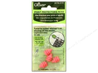 yarn & needlework: Clover Point Protectors Petit 4 pc.