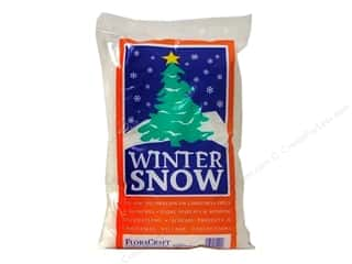 Winter Wonderland Snow Texture: FloraCraft Winter Snow 4 Liters (36 packages)