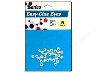 craft & hobbies: Darice Googly Eyes Paste-On 5 mm Black 30 pc.