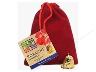 Roxanne: Roxanne Thimble 14K Gold Plated Size 5