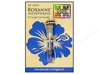 Roxanne Hand Needles Quilting/Betweens Large Eye 50 pc Size 10