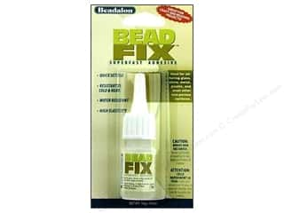 beading & jewelry making supplies: Beadalon BeadFix Adhesive .35 oz.