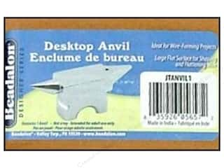 beading & jewelry making supplies: Beadalon Desktop Anvil Mini Horn