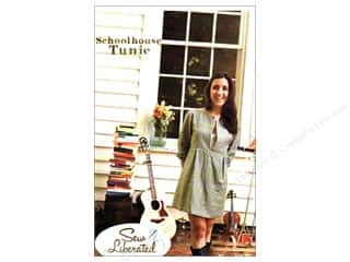 books & patterns: Sew Liberated Schoolhouse Tunic Pattern