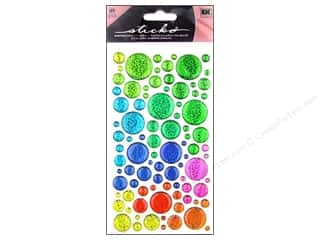 EK Sticko Stickers Epoxy Colorful Circles