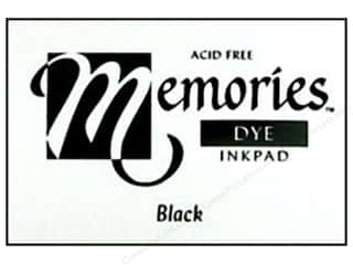Stewart Superior Memories Dye Ink Pad Large Black
