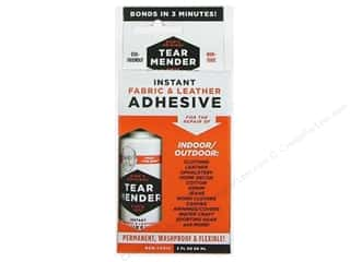 Aleen's Fabric Fusion Permanent Fabric Adhesive: Val-A Tear Mender Adhesive Fabric & Leather 2oz