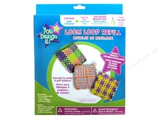 Colorbok You Design It! Loom Loop Refill