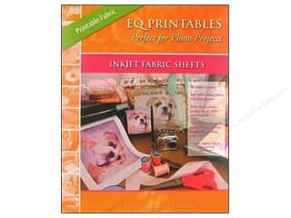 Electric Quilt Printables Fabric Photo Sheets 6pc