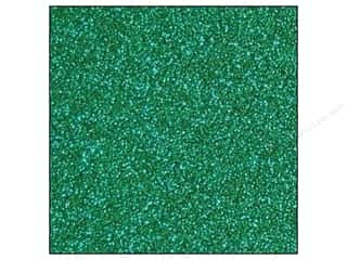 Clearance Best Creations Paper 12x12: Best Creation 12 x 12 in. Cardstock Glitter Green (15 sheets)