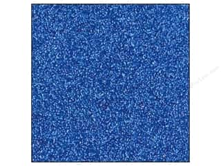 Experiment, The: Best Creation 12 x 12 in. Cardstock Glitter Jewel Blue (15 sheets)
