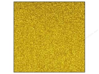 scrapbooking & paper crafts: Best Creation 12 x 12 in. Cardstock Glitter Dark Gold (15 sheets)