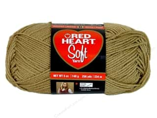 yarn & needlework: Red Heart Soft Yarn 256 yd. #9388 Wheat