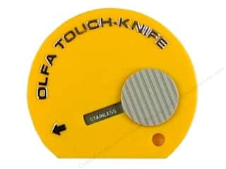 Olfa Touch Knife - Yellow