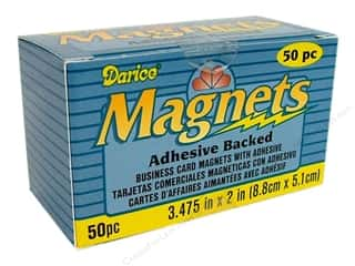 craft & hobbies: Darice Magnet Business Cards 50 pc.
