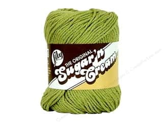 yarn & needlework: Sugar 'n Cream Yarn 120 yd. #1222 Country Green