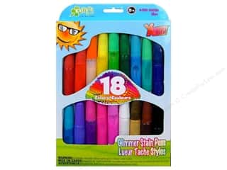 Kelly's Stain Pens Glimmer 18pc