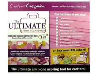 Crafter's Companion The Ultimate Scoring Tool