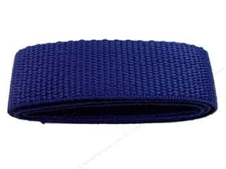 PA Essentials Polypropylene Webbing 1 x 36 in. Blue