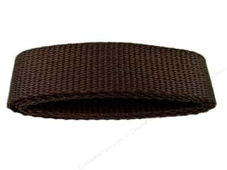 "PA Essentials Polypropylene Webbing 1""x 36"" Package Brown"