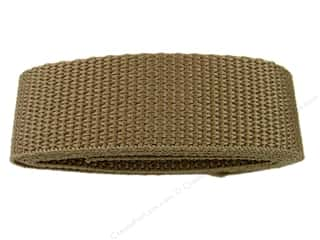 PA Essentials Polypropylene Webbing 1 x 36 in. Beige
