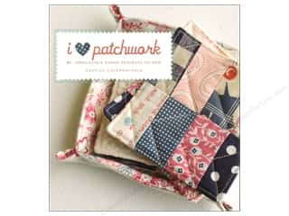 Interweave Press I Love Patchwork Book