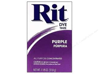 Rit Dye Powder 1 1/8 oz. Purple