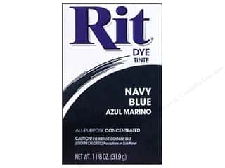 Rit Dye Powder 1 1/8 oz. Navy Blue