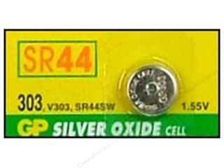 Gold Peak SR44 1.55V Silver Oxide Cell Battery