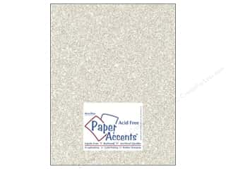 glitz cardstock: Cardstock 8 1/2 x 11 in. #5102 Glitz Silver/Champagne by Paper Accents (25 sheets)