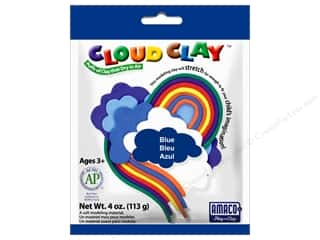 AMACO: AMACO Cloud Clay 4 oz. Blue