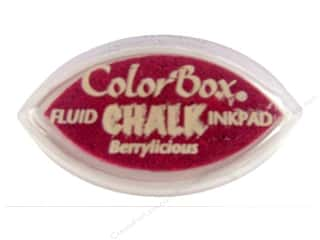 stamps: ColorBox Fluid Chalk Ink Pad Cat's Eye Berrylicious