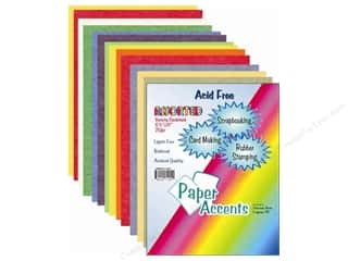 Cardstock Variety Pack 8 1/2 x 11 in. Assorted 20 pc. by Paper Accents