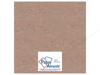 scrapbooking & paper crafts: Paper Accents Chipboard 12 x 12 in. 20 pt. Light Weight Natural (25 sheets)