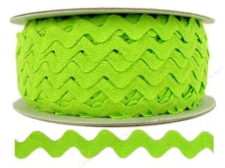 Cheep Trims Ric Rac 1/2 in. Apple (24 yards)