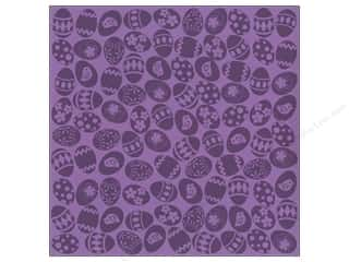 Bazzill glazed: Bazzill 12 x 12 in. Cardstock Glazed Easter Egg Snapdragon 15 pc.