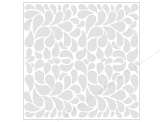 "Bazzill Cardstock 12""x 12"" 15pc Glazed Feather Bazzill White"