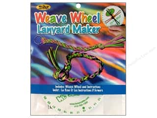 Toner Weave Wheel Lanyard Maker Foam