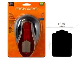 Fiskars Lever Punch XXL Tag 2 1/2 in.