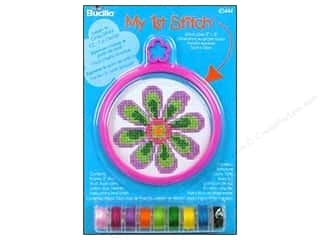 Weekly Specials: Bucilla Counted Cross Stitch Kit 3 in. Mini Flower