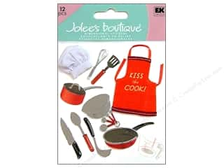 scrapbooking & paper crafts: Jolee's Boutique Stickers Cooking